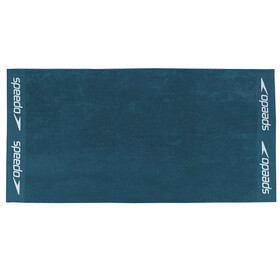 speedo Leisure Towel 100x180cm Navy